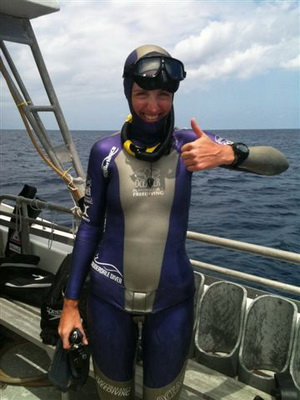 erin freediving